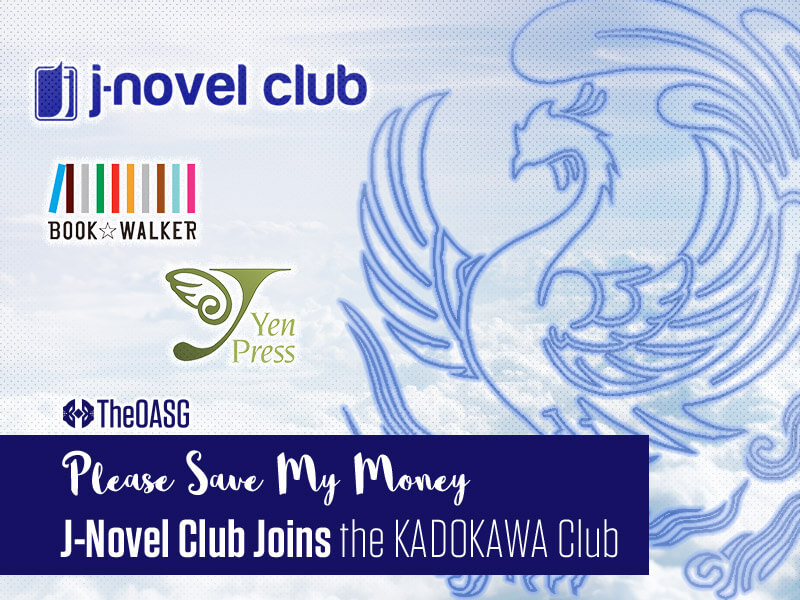 Background image for J-Novel Club Joins the KADOKAWA Club