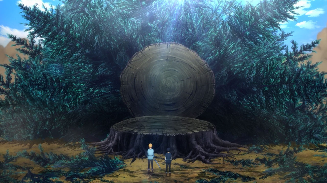 Featured image for Anime Review | Sword Art Online: Alicization | Episode 4 – Departure