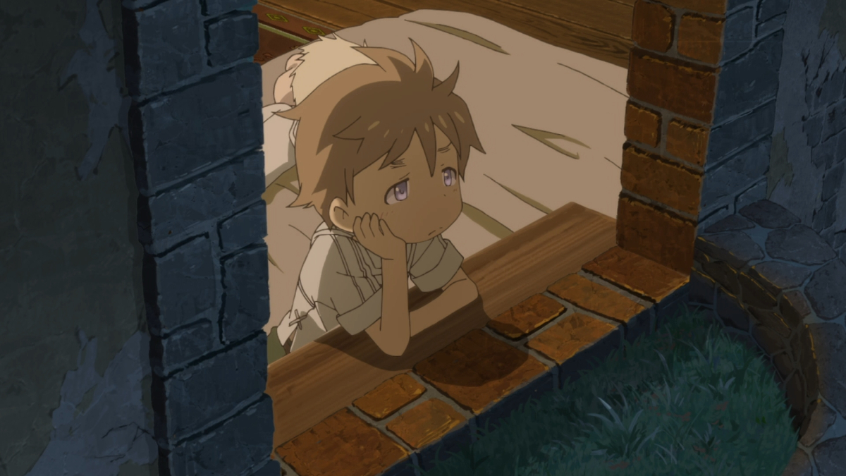 Featured image for Made in Abyss 03