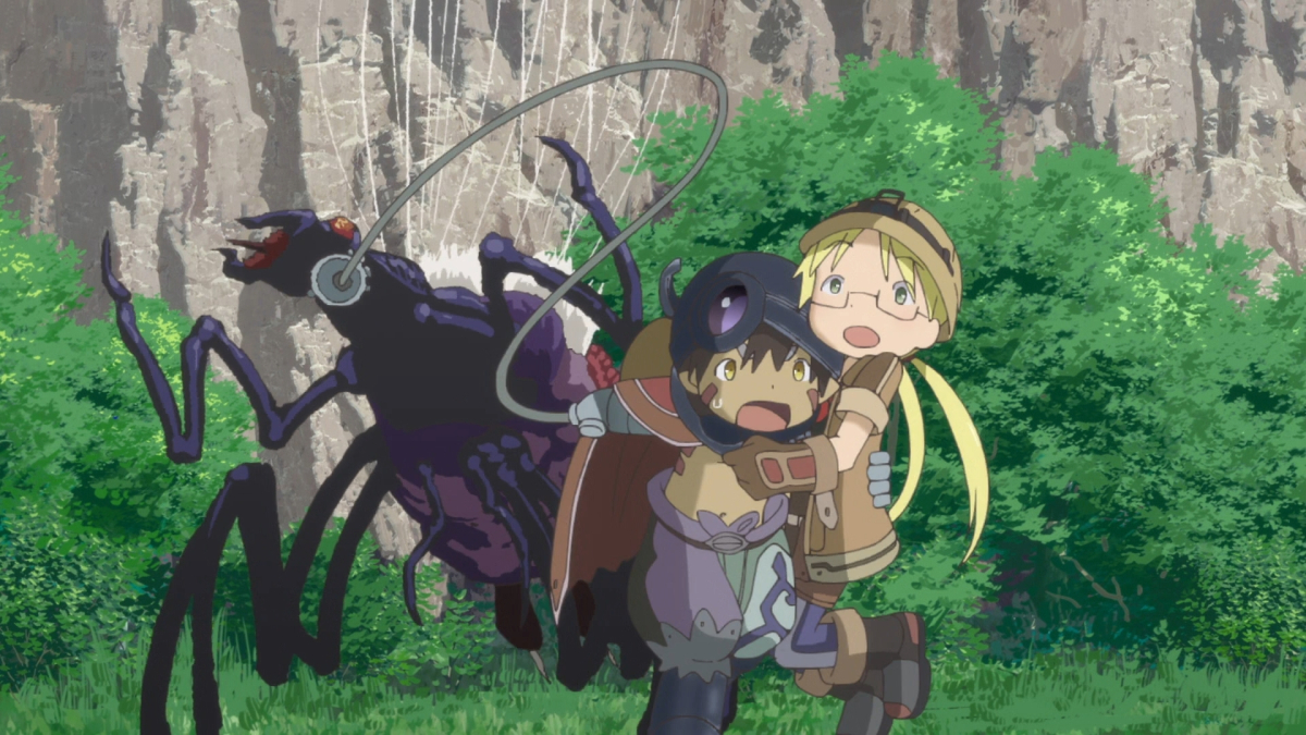 Featured image for Made in Abyss 04