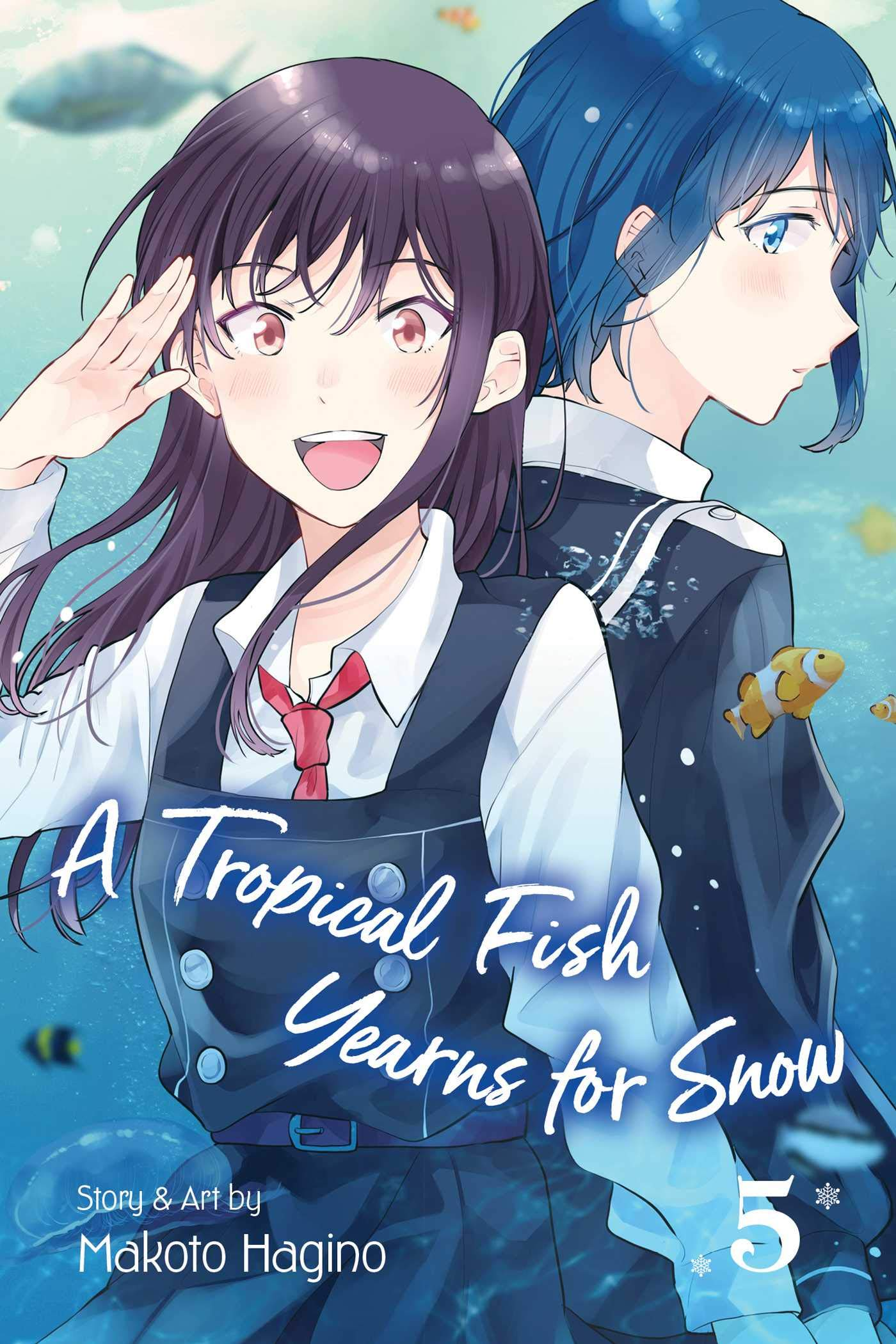 Featured image for Thoughts on A Tropical Fish Yearns for Snow Volume 5
