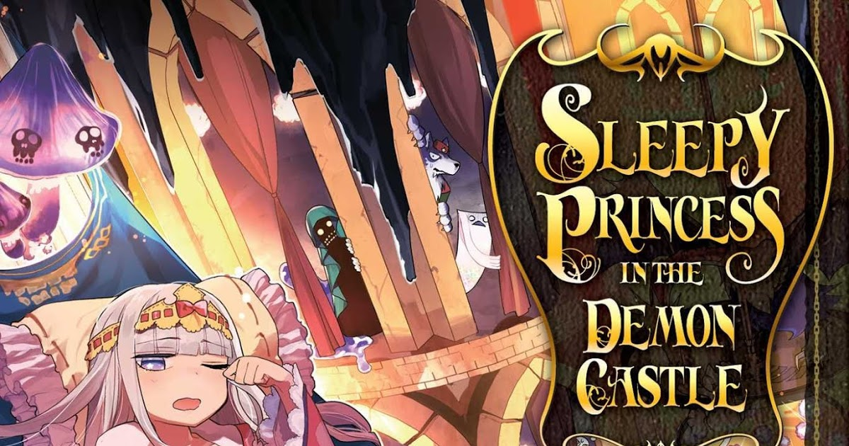 Featured image for Merry Month of Manga: SLEEPY PRINCESS IN THE DEMON CASTLE