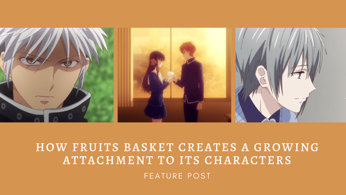 Background image for How Fruits Basket Creates A Growing Attachment To Its Characters