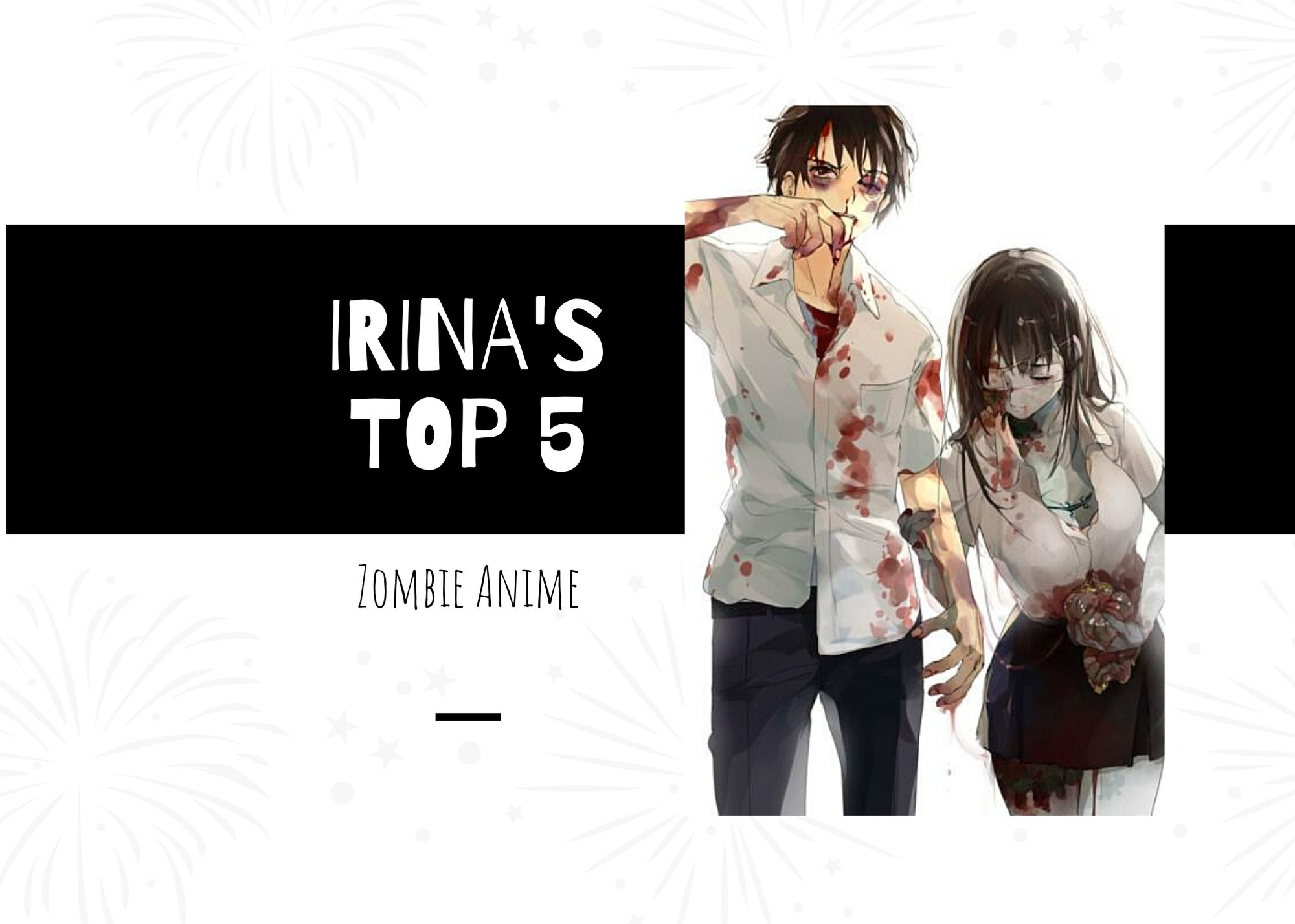 Featured image for My Top 5 Zombie Anime