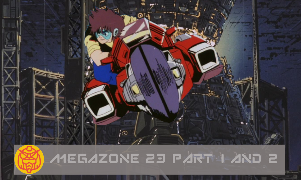 Featured image for Megazone 23 – Part 1 and 2: The Truth Revealed