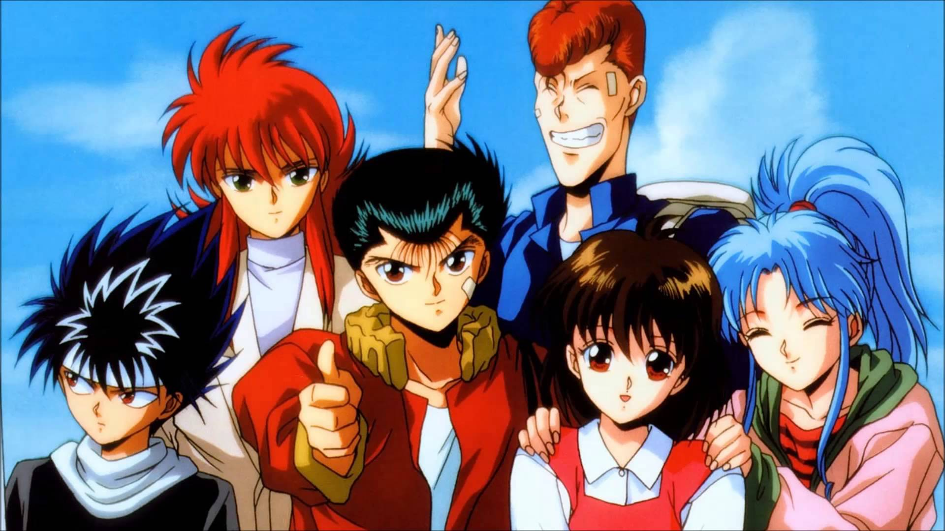 Featured image for My Fave is Problematic: Yu Yu Hakusho