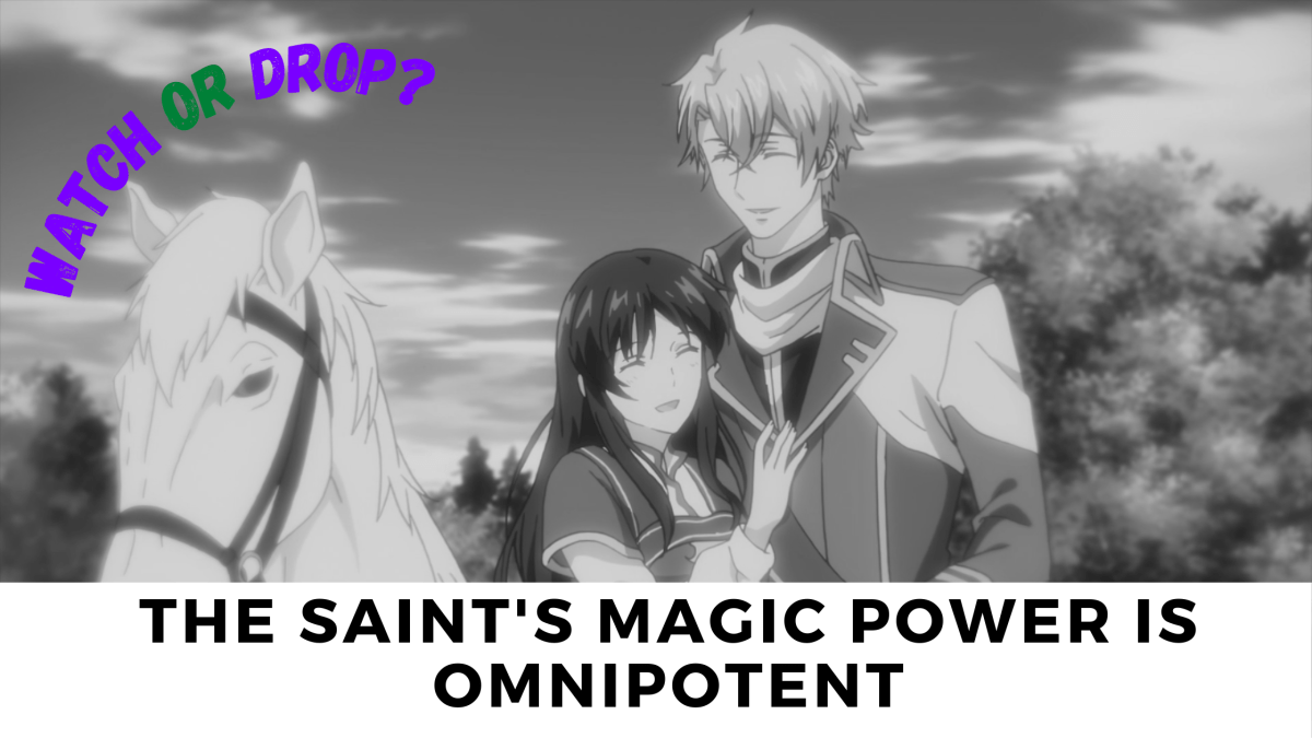 Background image for Watch or Drop? The Saint's Magic Power is Omnipotent