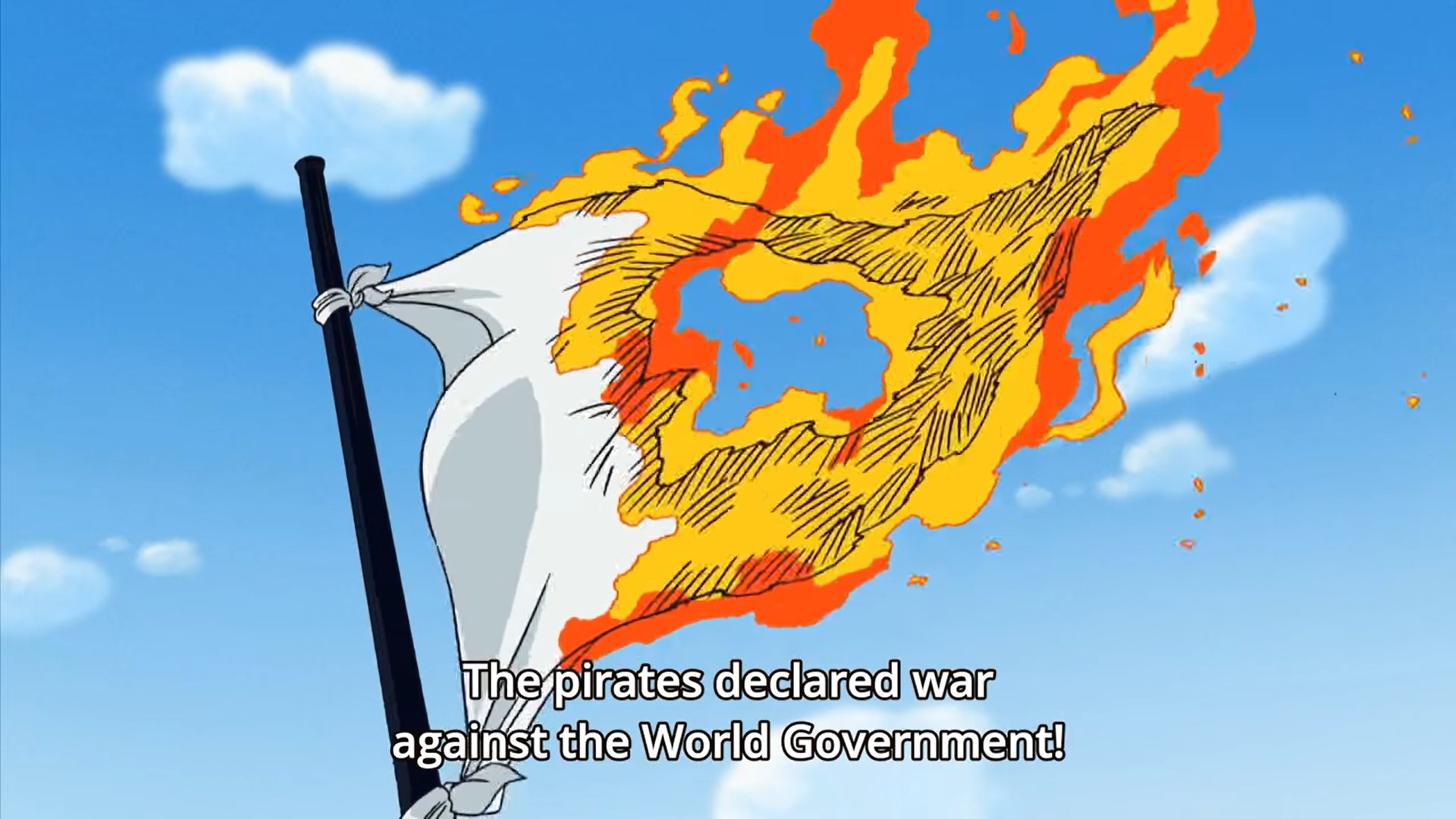 """Featured image for [Anime News Network] """"Through One Piece, the Golden Age of Piracy Lives On"""""""