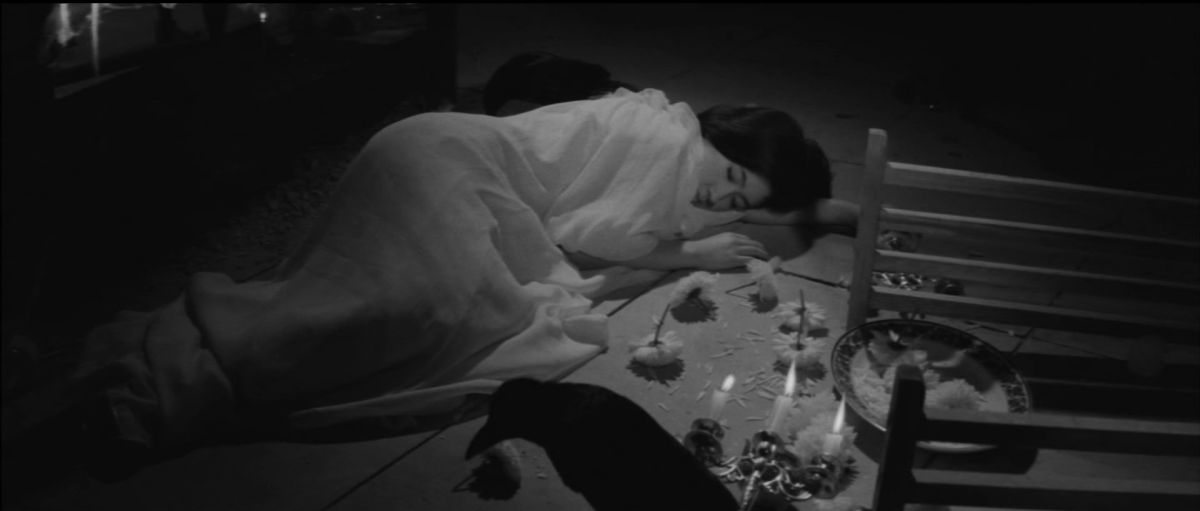 Featured image for The Ghost of the Hunchback (怪談せむし男, Hajime Sato, 1965)