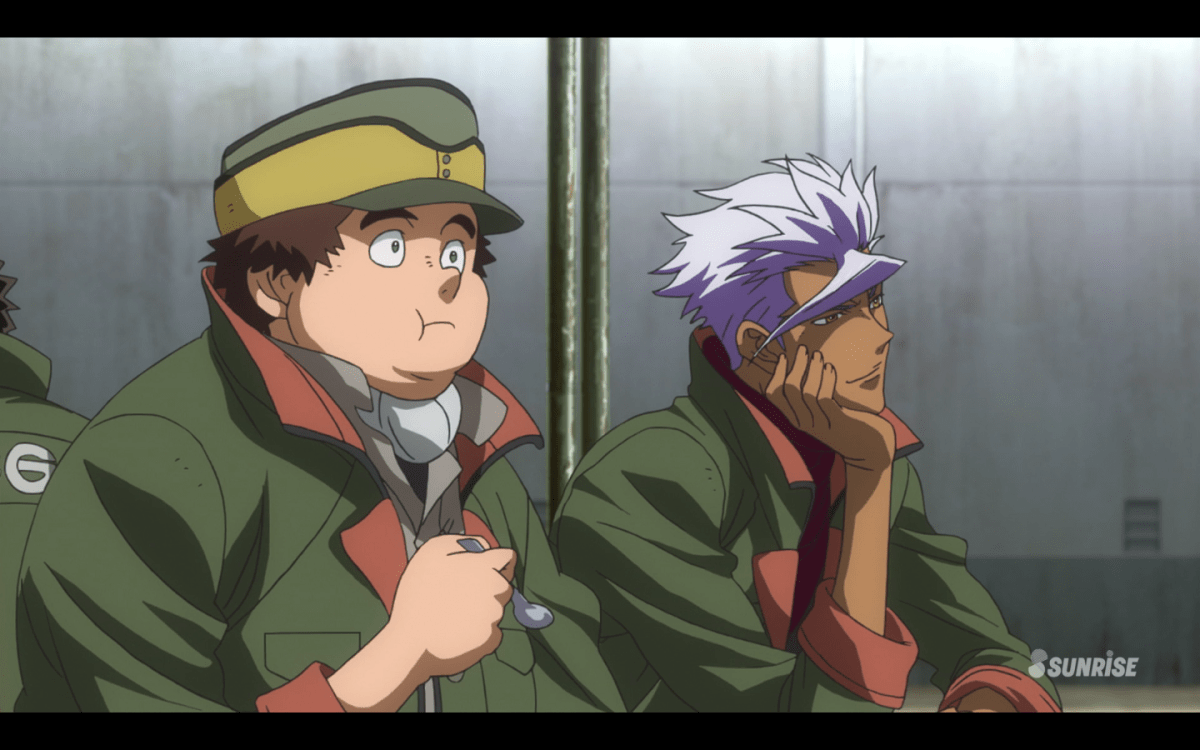 Featured image for Mobile Suit Gundam: Iron Blooded Orphans Series Review
