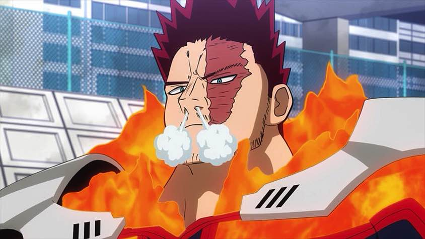 Featured image for Boku no Hero Academia Season 5 – 07