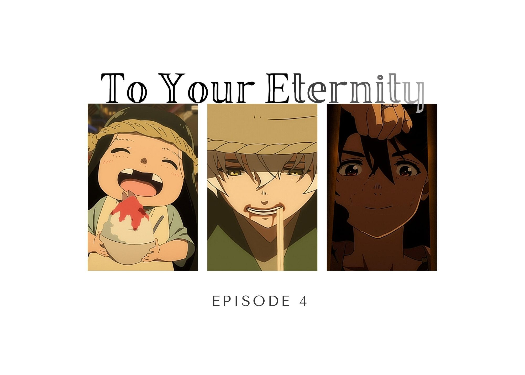 Featured image for To Your Eternity ep. 4 – Pain