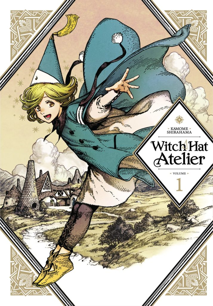Featured image for Witch Hat Atelier: The Fantasy of Science, the Science of Fantasy