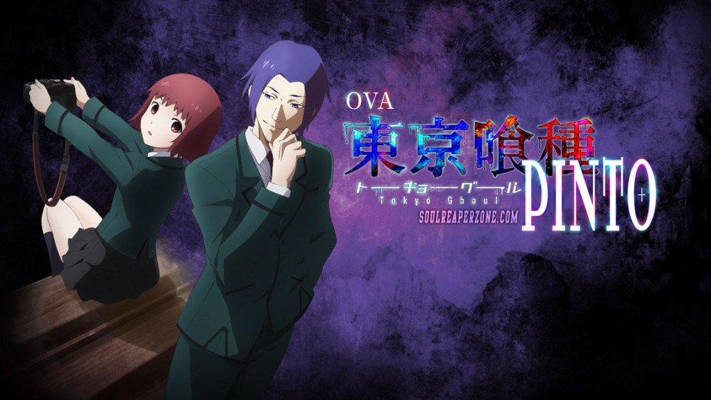 Featured image for Tokyo Ghoul Pinto