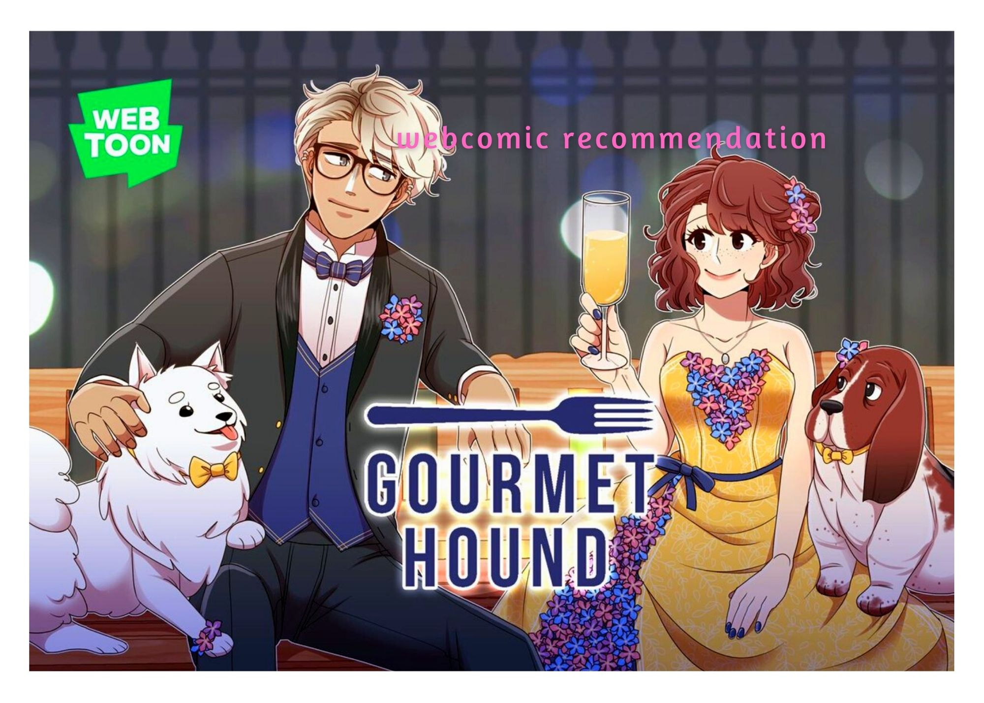 Featured image for Gourmet Hound – Webtoon Recommendation