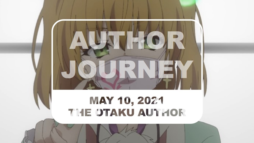 Featured image for Author Journey (May 10, 2021)