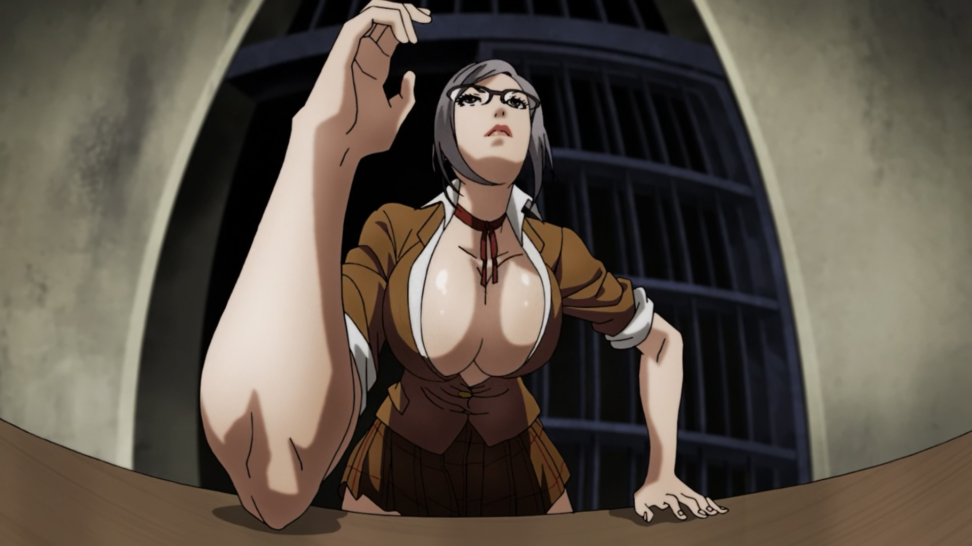 Featured image for Prison School (Episode 9) – Full of Bodily Fluids