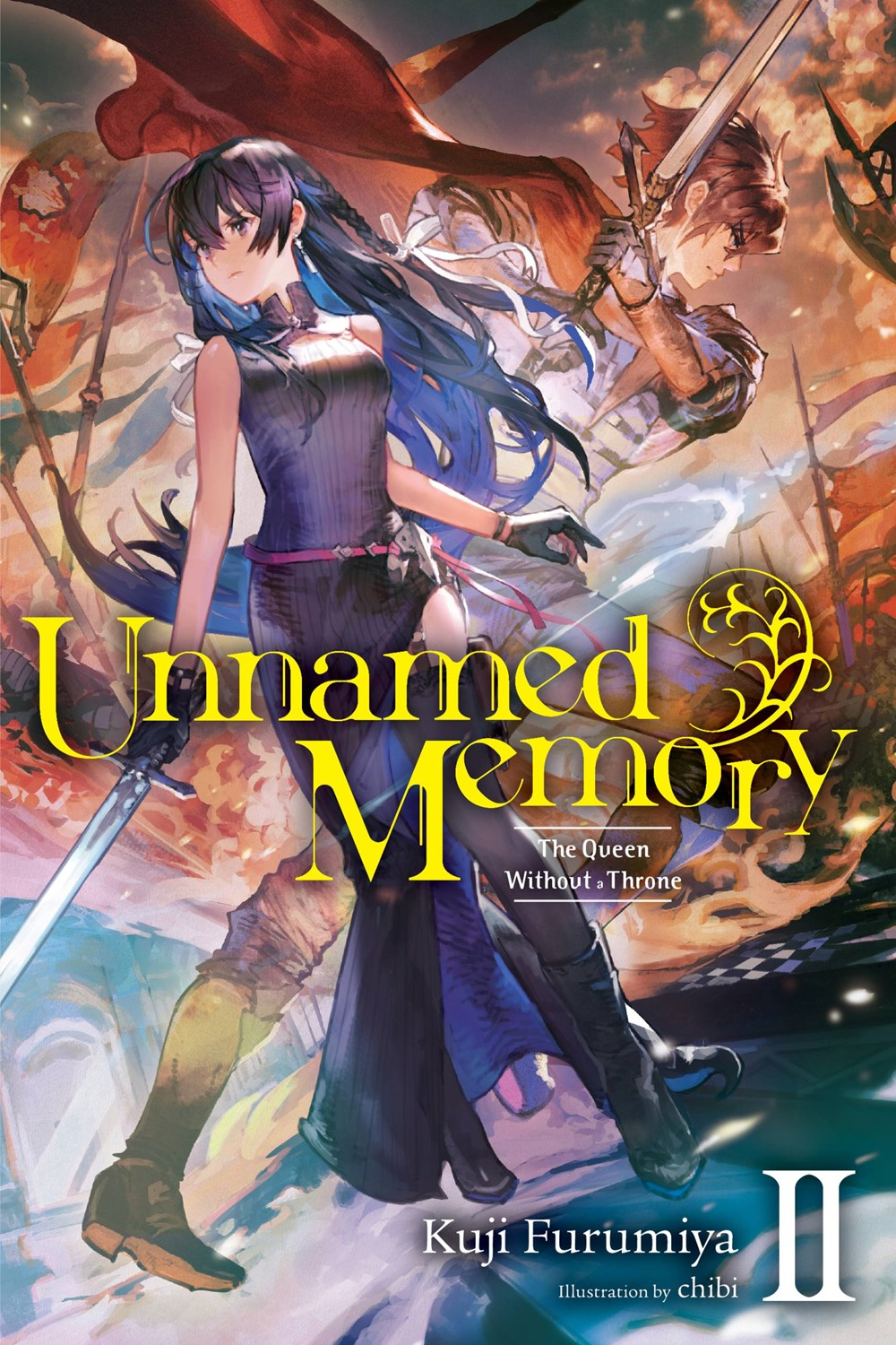 Featured image for Unnamed Memory Volume 2: The Queen Without a Throne Review