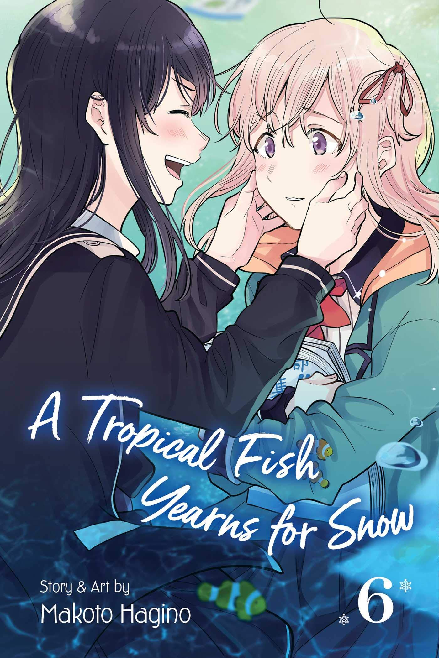Featured image for Thoughts on A Tropical Fish Yearns for Snow Volume 6