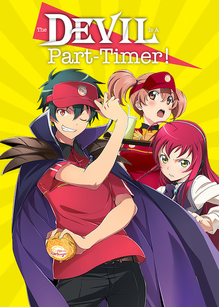 Featured image for Re-Dive: The Devil is a Part-Timer: Oh right, that's why!