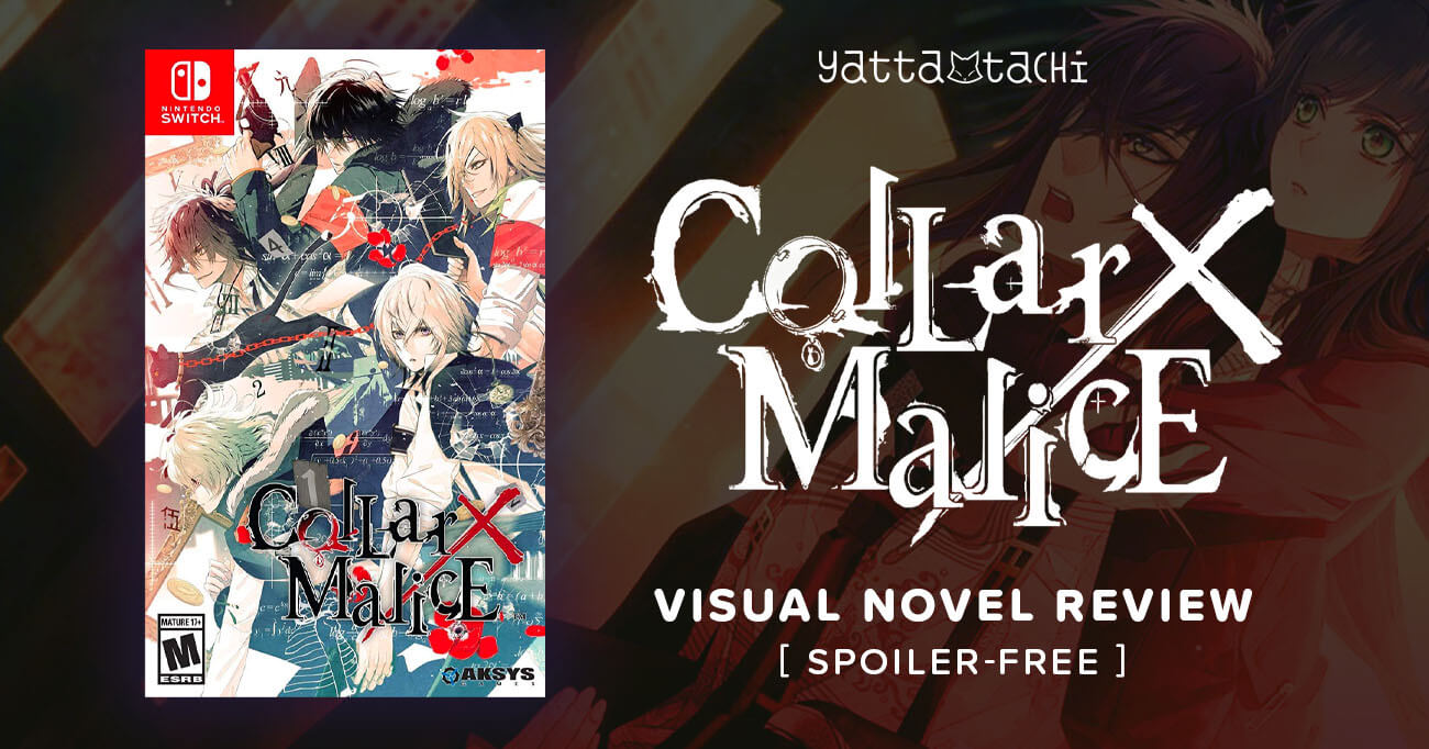 Featured image for Collar X Malice Review (Spoiler‑Free)