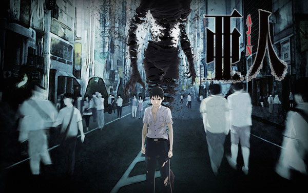 Background image for Ajin Series Review