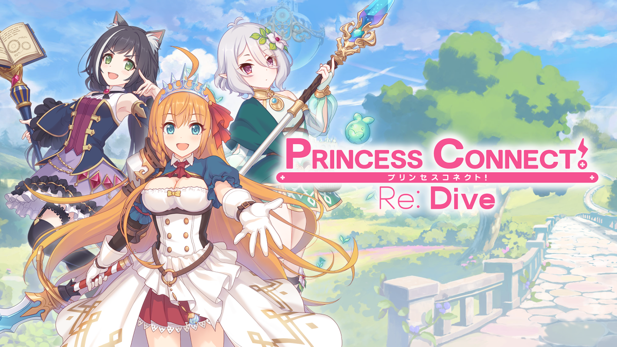 Featured image for Princess Connect! Re:Dive