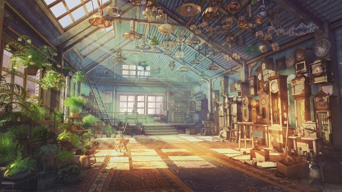 Featured image for TOP 5 ANIME PLANTS I'D WANT IN MY HOUSE