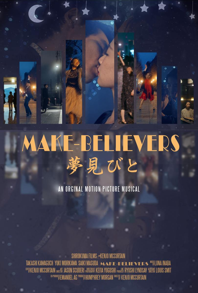 Featured image for Make-Believers (2021) review