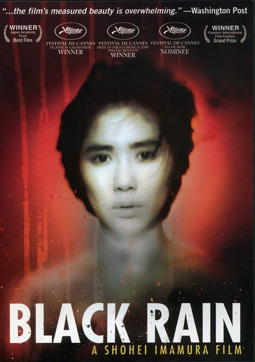 Featured image for Black Rain (1989) review