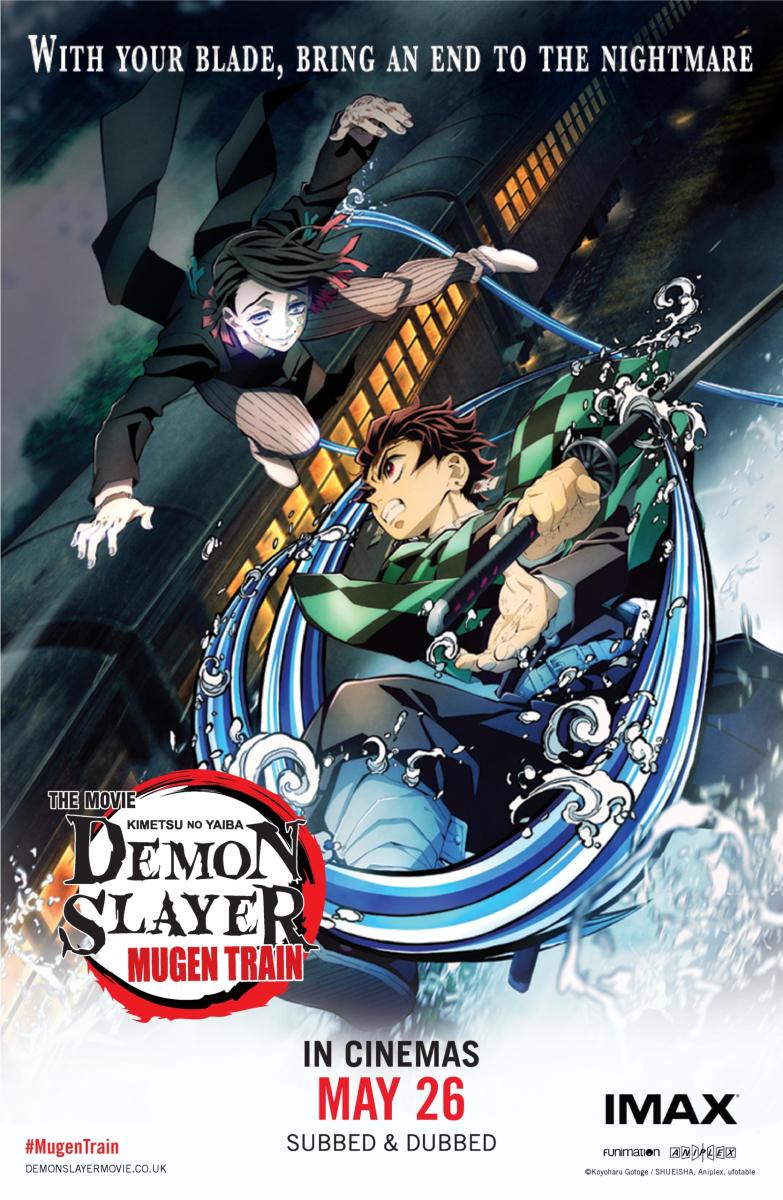 Featured image for Demon Slayer Movie Mugen Train