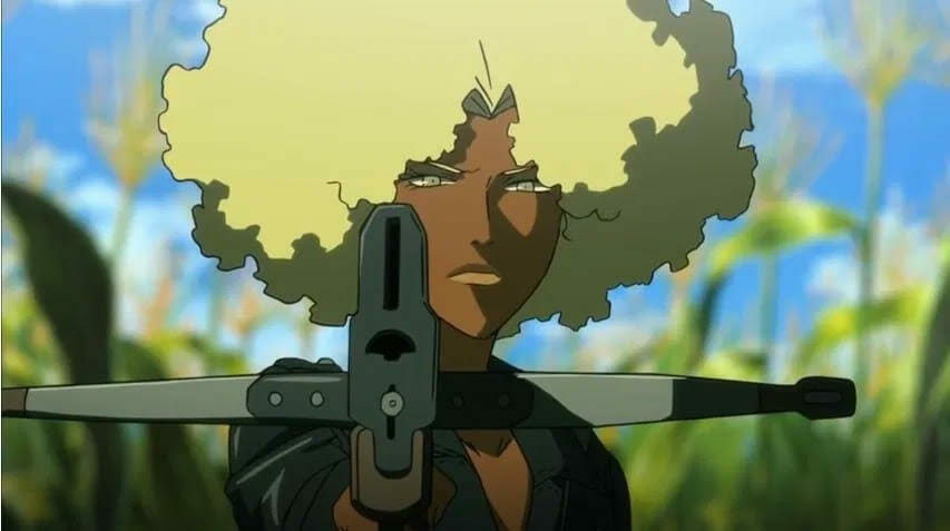 Featured image for A Celebration of Black and POC Characters in Anime
