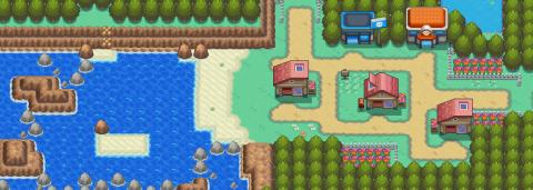 Featured image for Pokemon Unicorn: Brotherhood Episode 2 Cherrygrove City