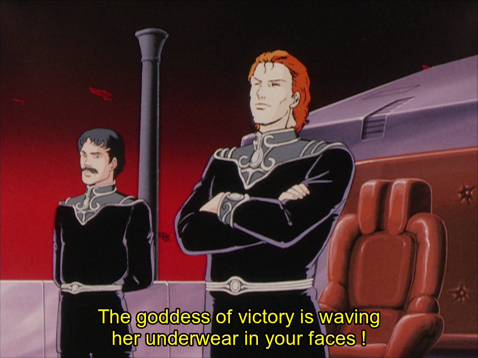 Featured image for Legend of the Galactic Heroes Episode 15: The Battle of Amlitzer