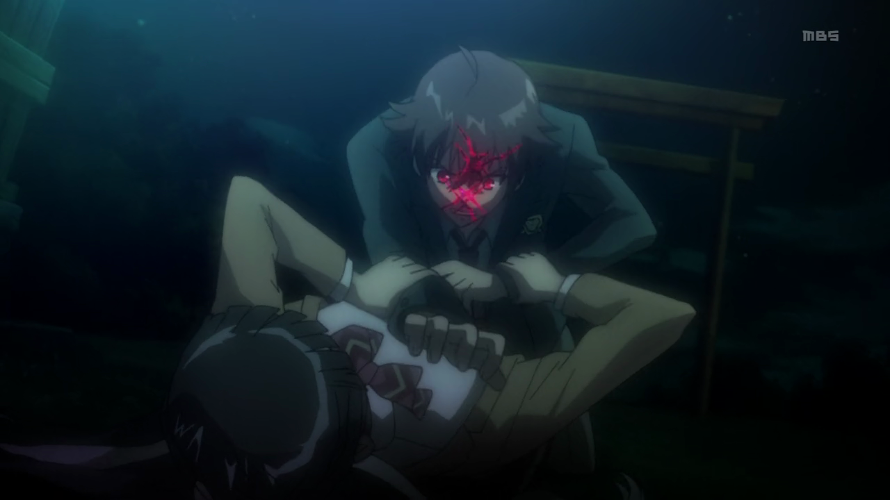 Featured image for Valvrave as Vampire
