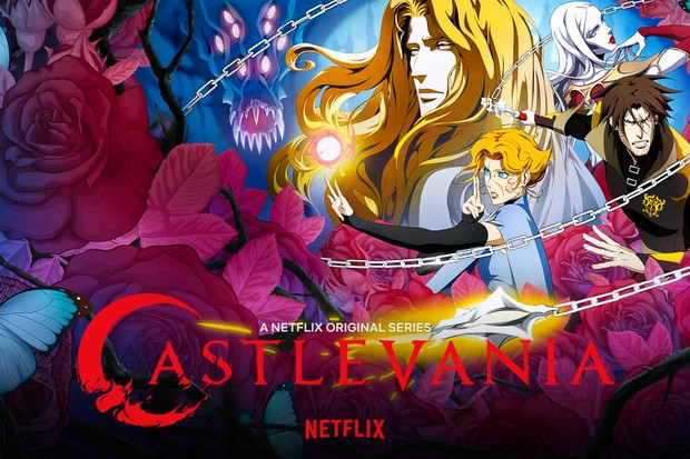Featured image for Netflix Castlevania [Series Review]