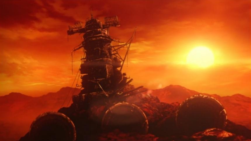 Featured image for Oldtaku no Radio # 056 – Star Blazers: Space Battleship Yamato 2199