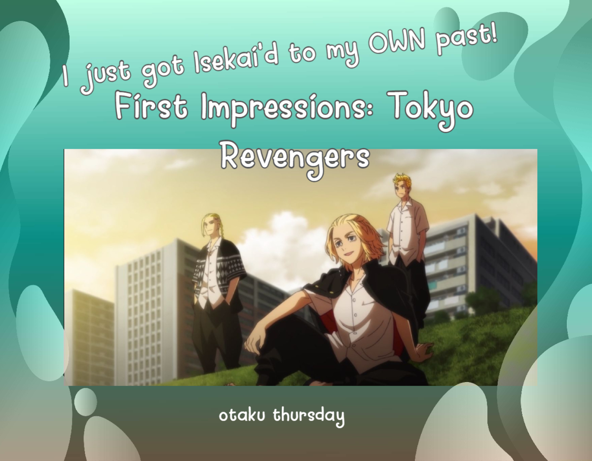 Featured image for I just got Isekai'd into my own past! – First Impressions: Tokyo Revengers