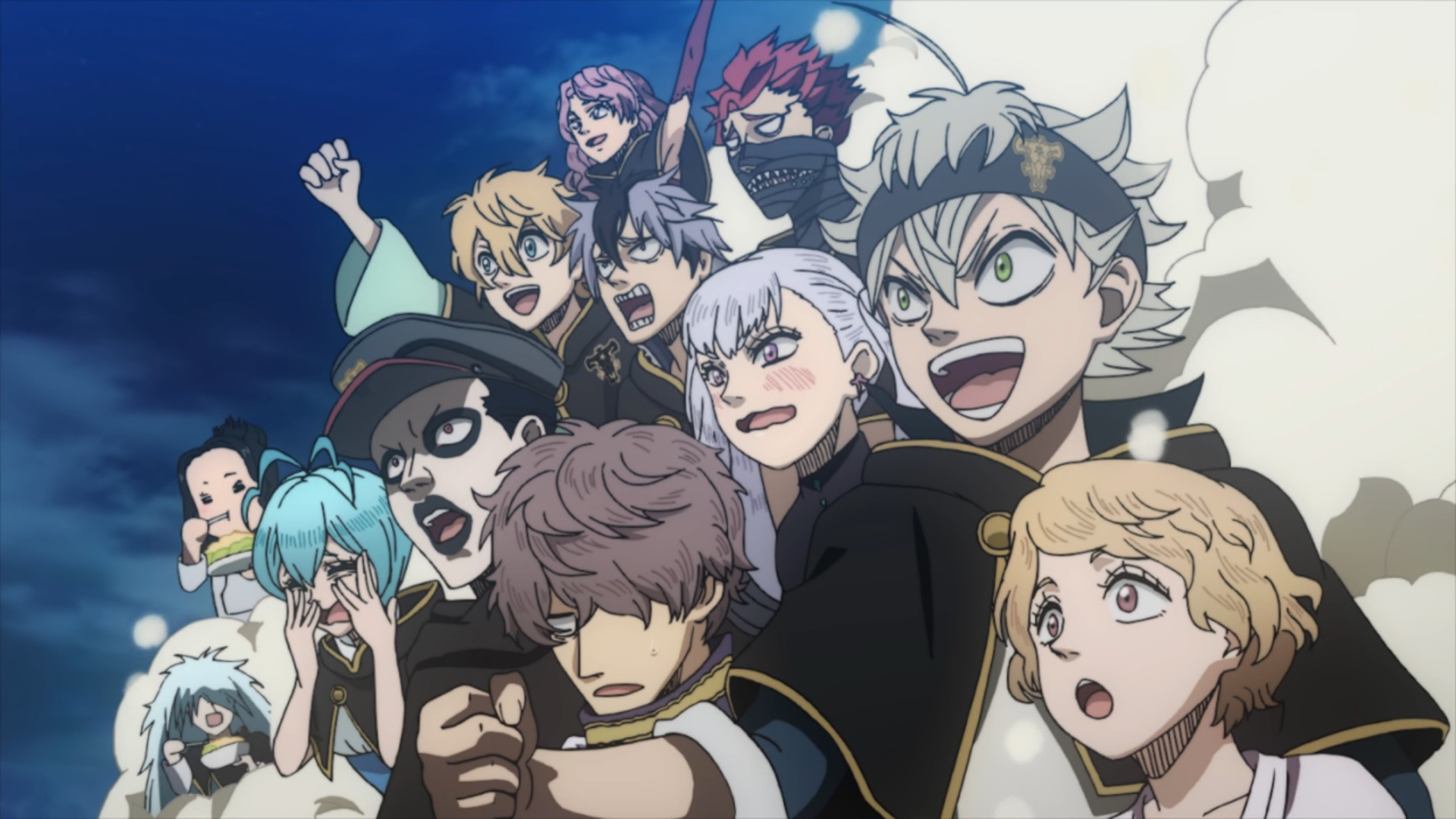 Featured image for She's Fighting for Him: Black Clover and battle shounen's male-centrism