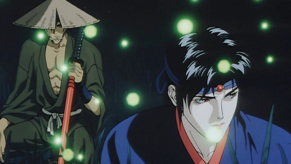 Featured image for Ninja Scroll Review: How did this manage to make a ninja with a poisonous vagina SO BORING?