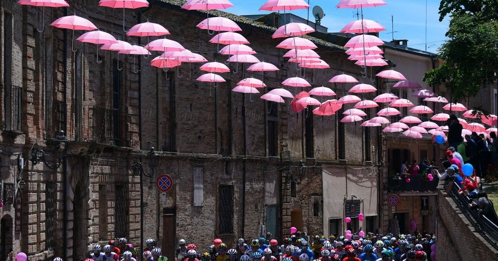 Featured image for Giro Jot del Giorno - Stage 7 - 5/14/2021