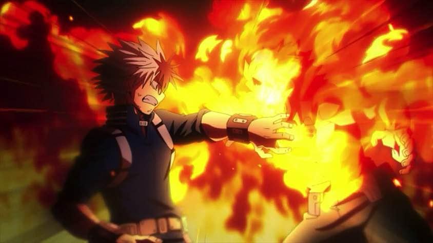 Featured image for Boku no Hero Academia Season 5 – 08