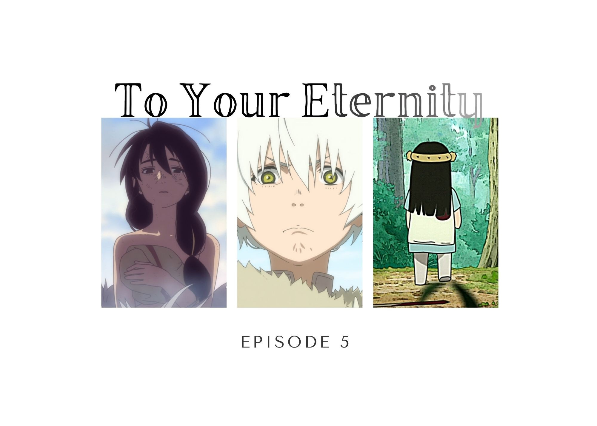 Background image for To Your Eternity ep. 5 – Orphan