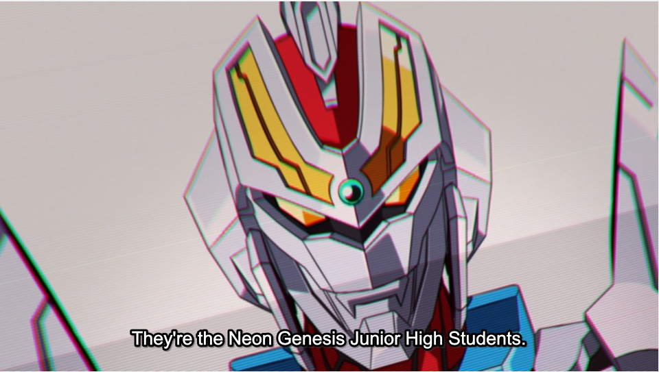 Featured image for Angels, kaiju and the noble failure of SSSS. Gridman