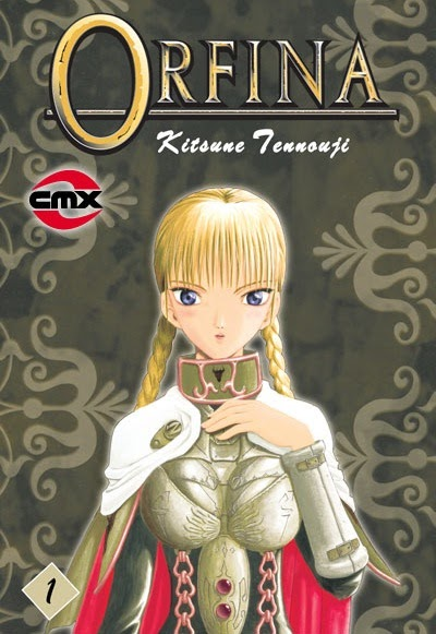 Featured image for Merry Month of Manga: ORFINA