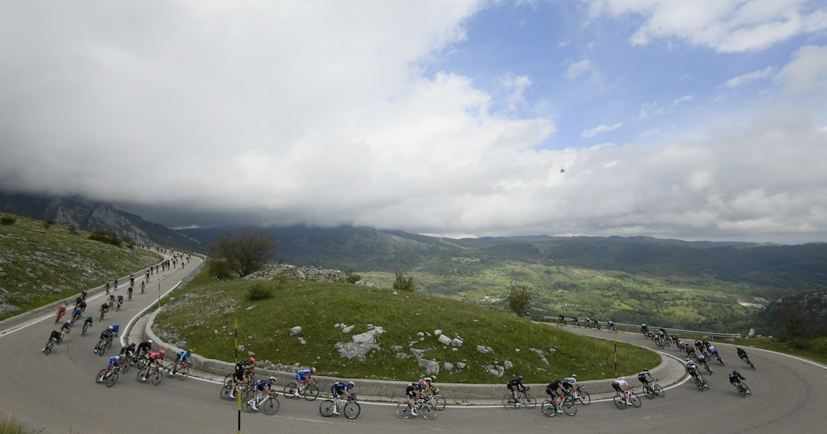 Featured image for Giro Jot del Giorno - Stage 8 - 5/15/2021