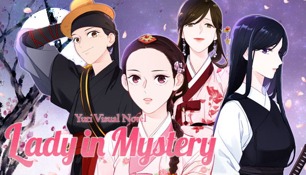 Featured image for Lady in Mystery Now Available