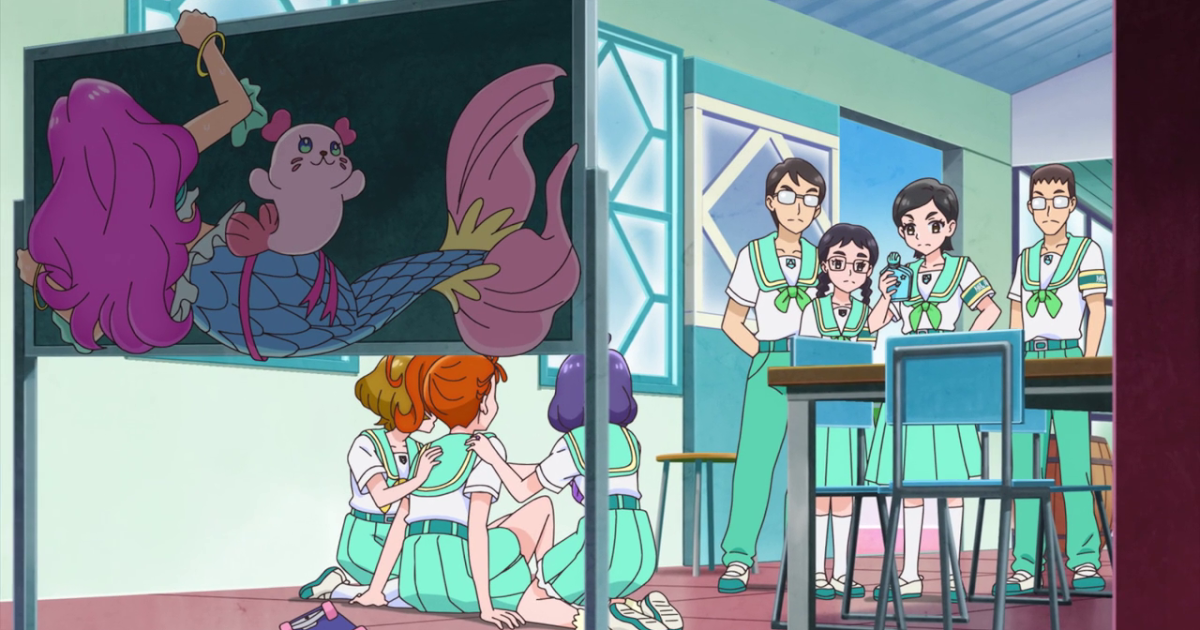 Featured image for Tropical Rouge Precure Ep 12 Review: So that's why the Aqua Pot is so Important...