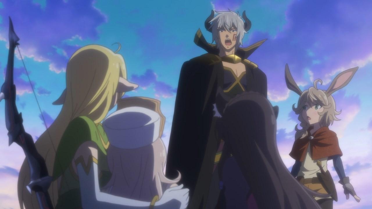 Featured image for Isekai Maou to Shoukan Shoujo no Dorei Majutsu Ω Episode #03