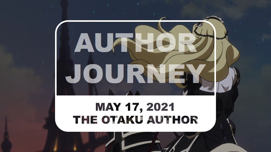 Featured image for Author Journey (May 17, 2021)